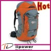 promotional hiking backpack with customized logo