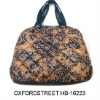pu handbag