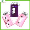 small soft plastic key case(European standard )