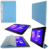 smart Cover Design Leather Case Cover For Samsung Galaxy Tab 10.1 P7510
