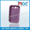 smooth TPU case for bberry 9700 phone case