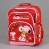 snoopy school bag