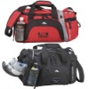 sports bag with shoes compartments