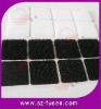 square self-adhesive velcro