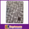 star pattern leather case for ipad 2