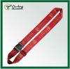 sublimation logo luggage strap