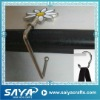 sunflowers purse hook (on sale)