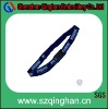 thick luggage belt with combination lock