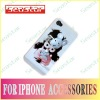top quality printing plastic mobile phone cover for iphone