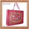 transparent pp woven promotional bag