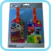 travelling promotion PU luggage tag