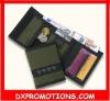 tri-folded man wallet/men's wallet