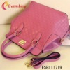 various colors new arrival fashion ladies hand bags pu