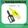 waterproof Pvc luggage tags