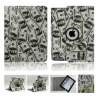 with rotatable tablet pc leather case.case for ipad2