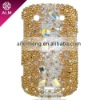 with swarovski crystal case/cover for blackberry9900  (bb9900-ZS1) Paypal Accept